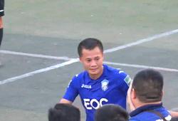 Video: Thành Lương ghi bàn, EOC thắng dễ trước Văn Minh