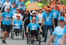 VĐV dự HCMC Marathon 2018: Họ đã sống, đã chạy như thế!