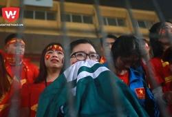 Những giọt nước mắt đã rơi vì U23 Việt Nam