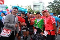 Những sắc màu ấn tượng tại HCMC Marathon 2018
