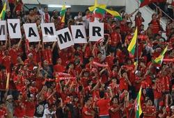 Kỳ lạ, CĐV Myanmar ăn mừng tưng bừng khi đội nhà thua trận