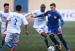 Dyachenko vô duyên, T.Quảng Ninh vẫn có 3 điểm trước Sài Gòn