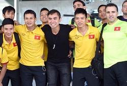 ĐT Futsal Việt Nam chỉ có một ngày chuẩn bị cho trận gặp ĐT Nga