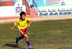 """Festival bóng đá học đường U.13 Yamaha 2016: """"Messi Khánh Hòa"""" mơ ước được như Công Phượng"""