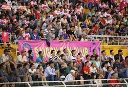 CLB bóng đá Sài Gòn được NHM Tp. HCM chào đón trong ngày ra mắt