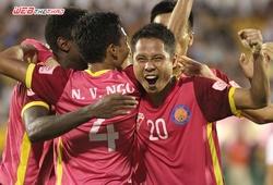 Thắng trận thứ 2 liên tiếp, CLB bóng đá Sài Gòn được thưởng gần 800 triệu