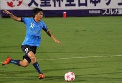Tuấn Anh ghi bàn đầu tiên trên đất Nhật, giúp Yokohama vào vòng 4 Cúp Hoàng đế