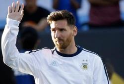 08h30 ngày 11/6, Argentina-Panama: Messi trở lại