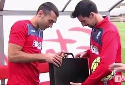 Câu chuyện về những va-li tiền ở La Liga