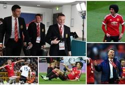 Man Utd: Đâu là hàng tiền vệ của Van Gaal?