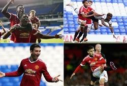 Man Utd: U21 vô địch không bằng một Rashford