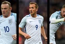 ĐT Anh: Vị trí nào cho Rooney?
