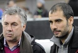 CHÍNH THỨC: Ancelotti sẽ thay Pep Guardiola dẫn dắt Bayern