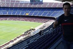 """Khám phá """"thánh đường"""" Nou Camp của Barca"""