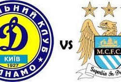 Xem trực tiếp Dinamo Kiev - Man City