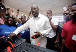 Tân Tổng thống Liberia George Weah: Arsene Wenger truyền cảm hứng cho tôi
