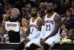 Tin NBA 5/10: Kevin Love nói về giả thuyết James lựa chọn Irving