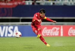 Quang Hải dẫn đầu hạng mục bình chọn bàn thắng đẹp nhất VCK U23 Châu Á