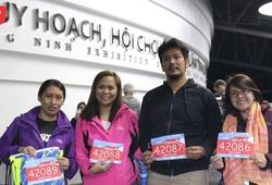 Halong Marathon 2017: Khám phá di sản bằng đôi chân