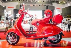 Piaggio ra mắt xe máy giá đắt hơn KIA Morning tại Việt Nam