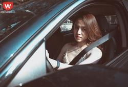 Ngồi ghế sau xe ôtô không thắt dây an toàn cũng sẽ bị phạt