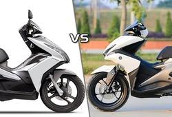 """""""Cửa"""" nào cho Yamaha NVX 125 cạnh tranh với Honda Airblade tại Việt Nam?"""