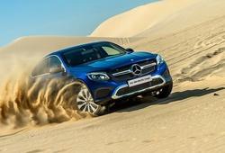 Mercedes-Benz GLC 300 4MATIC Coupé chốt giá 2,9 tỷ đồng tại Việt Nam