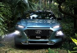 Hyundai KONA vừa ra mắt có gì hấp dẫn người tiêu dùng Việt Nam?