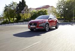 Ngắm chi tiết SUV thể thao Hyundai KONA vừa ra mắt