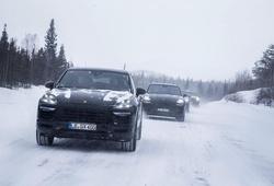 """Porsche Cayenne phiên bản mới được """"thử lửa"""" toàn cầu"""