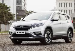 """Giá giảm mạnh, đây có phải thời điểm """"vàng"""" để mua Honda CR-V?"""