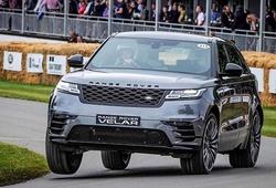 Range Rover Velar sắp ra mắt khách hàng Hà Nội, giá từ 3,9 tỉ đồng