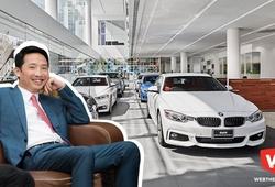 Doanh nhân Đoàn Hiếu Minh nói gì về việc Thaco phân phối xe BMW?