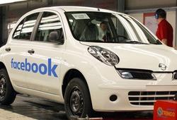 Facebook bước đầu tham gia vào ngành công nghiệp sản xuất ôtô