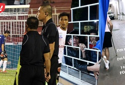 5 vấn đề khiến tính chuyên nghiệp của V.League 2017 giảm sút
