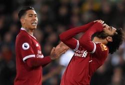 Những con số đáng quên khiến Liverpool thua sốc Swansea
