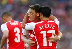 Arsenal dưới áp lực phải hy sinh Sanchez hoặc Oezil