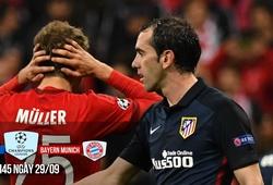 Atletico - Bayern: Cuộc chiến của những boong-ke