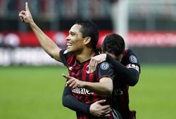 """Bacca """"nhả đạn"""", Milan tiếp mạch thắng"""