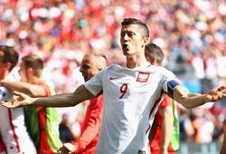 """Theo """"quy luật"""", Lewandowski sẽ làm tung lưới Bồ Đào Nha"""