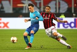 Cột mốc ngoạn mục của Ozil giúp Arsenal đánh bại Milan