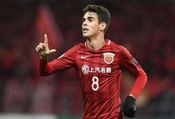 Oscar ngồi chơi 2 giờ là đủ tiền nộp phạt sau vụ ẩu đả ở giải Trung Quốc
