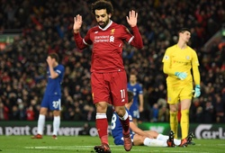 Kết quả bóng đá: Salah ghi bàn, Liverpool vẫn bị chia điểm