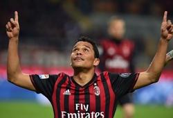 """Milan """"hạ gục nhanh, tiêu diệt gọn"""" Palermo trong một hiệp"""