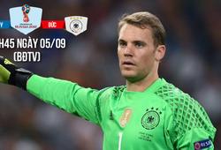 Na Uy - Đức: Đội trưởng không chỉ là chiếc băng trên tay