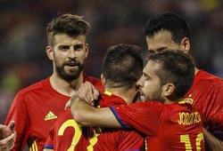 Quyền lực La Masia ở đội tuyển Tây Ban Nha