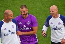 Khi Zidane sắm vai... thầy thuốc