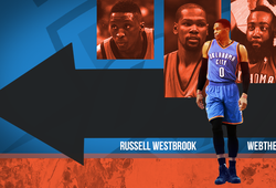 Điểm danh 10 hảo thủ đã bỏ Westbrook ra đi trong 7 năm qua (Kỳ 2)