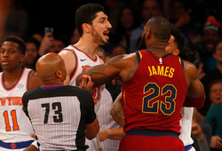 Knicks tiếp tục lớn tiếng thách LeBron về làm vua New York