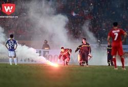 Các Hội CĐV ở V.League hiến kế ngăn chặn tình trạng đốt pháo sáng